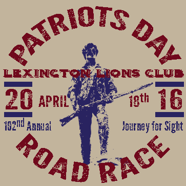 102nd Annual Patriots Day 5 Mile Road Race