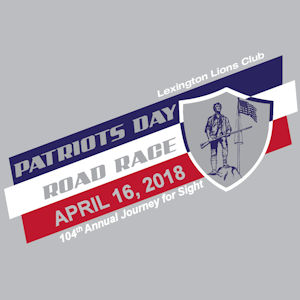 Patriots Day Road Race