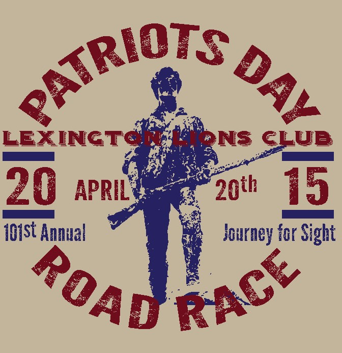 101st Patriots Day Road Race
