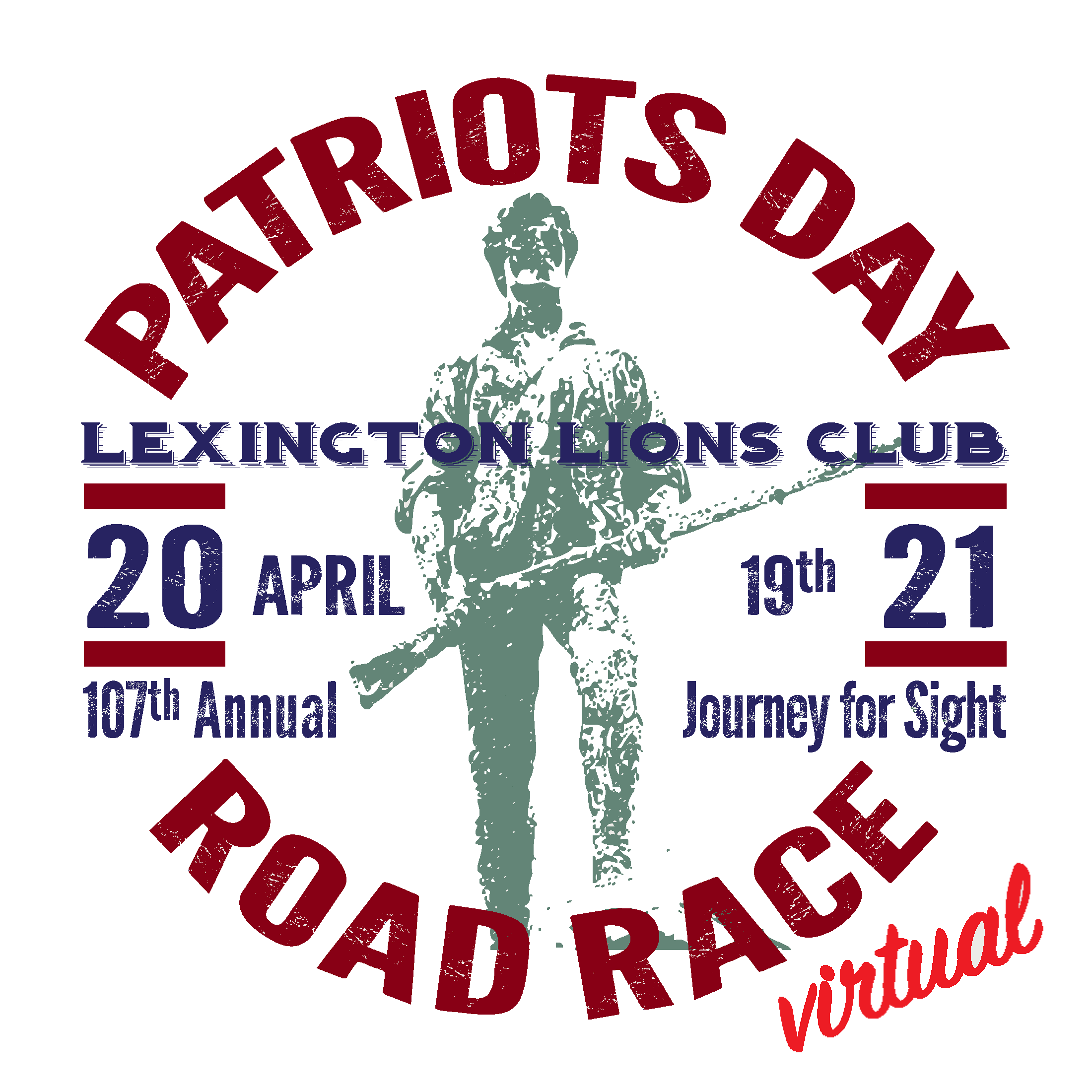 107th Patriots Day Road Race