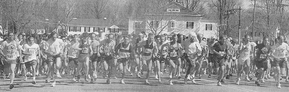1997 Race Start