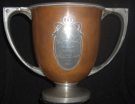 Currier Cup Original Trophy